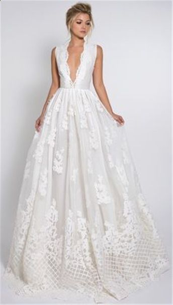 55 Unique Wedding Dresses For Fashion-Forward Brides