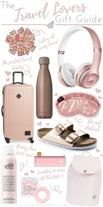 A Travel Lovers Gift Guide