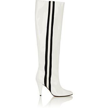 90cc8793f ALCHIMIA DI BALLIN Women s Scorpi Patent Leather Knee Boots ( 1