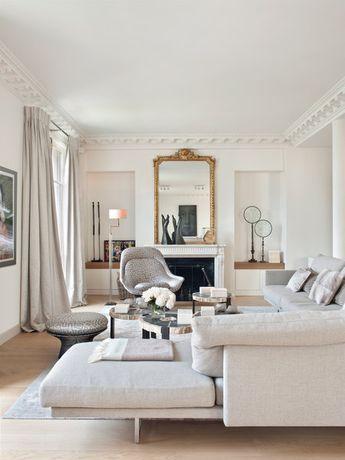 Sofás con chaise longue: doble comodidad