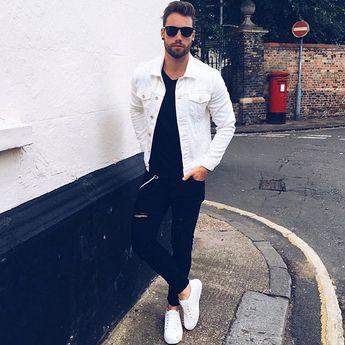 7a8feb2ec2b Men style fashion look clothing clothes man ropa moda para hombres outfit  models moda masculina urbano