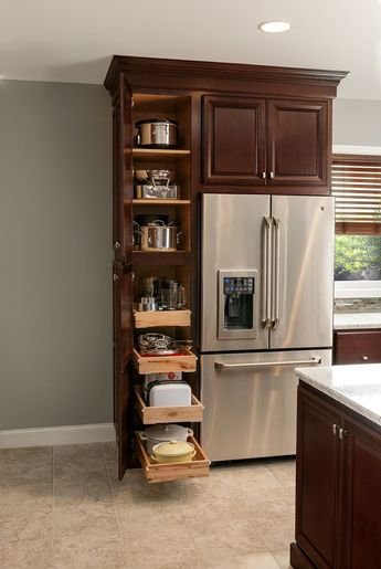 21 Awesome Kitchen Cabinet Storage Ideas