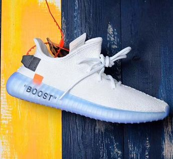 5b7f5f50a38 OFF WHITE x Adidas Originals Yeezy Boost 350 v2 - Shoecolla