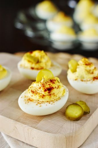 Classic Southern Deviled Eggs
