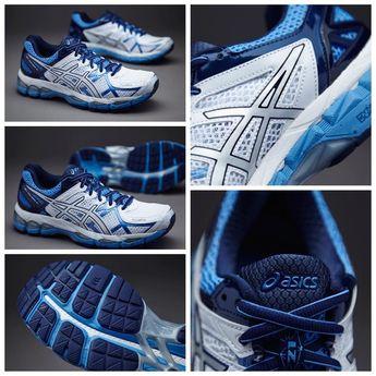promo code 004c5 8cb75 Asics Wmns Gel-Kayano 21 - White Silver Powder Blue قیمت  تومان
