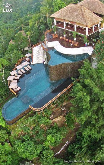 The Hanging Gardens of Bali. Un séjour au cœur de la végétation.