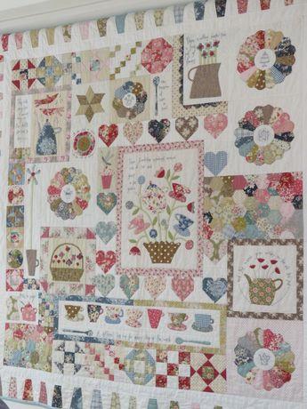 Een blog voor quilt liefhebbers A blog for Quilt-lovers.