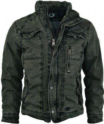 2c73a5cd1 IDARBI Men's Premium PU Leather Motorcycle Fur-lined Jacket