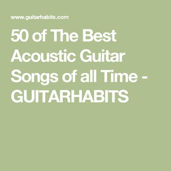 195 Easy Guitar Songs with Short Chord Progressions