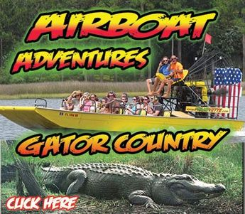 Airboat Rides in Panama City Beach Florida