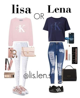 """""""Lisa or lena #leli"""" by shakila-js ❤ liked on Polyvore featuring Calvin Klein, Calvin Klein Jeans, WithChic, adidas Originals, adidas, Belkin, Kenzo, Happy Plugs, Beats by Dr. Dre and Chanel"""