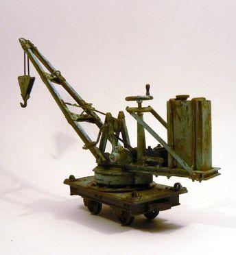 steam shovel #modeltrainbuildings