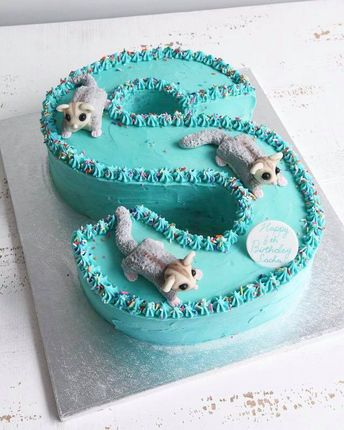 Image result for sugar glider cakes