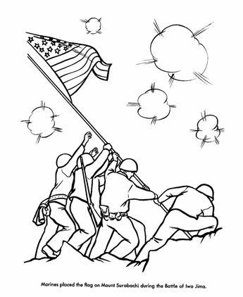 Okul öncesi çanakkale Asker Boyama Yazdırılabilir Boyama Sayfaları