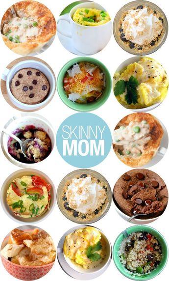 30 Recipes You Can Make in A Mug