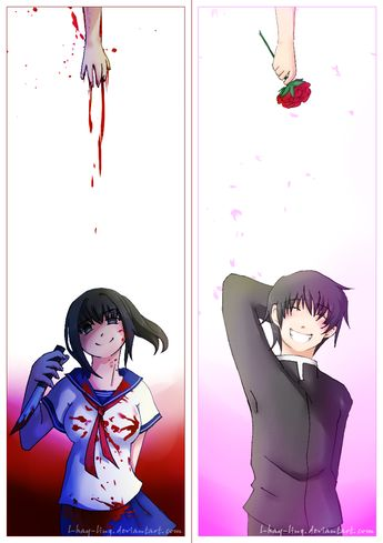 Yandere Sim: The Same by Heresyangel