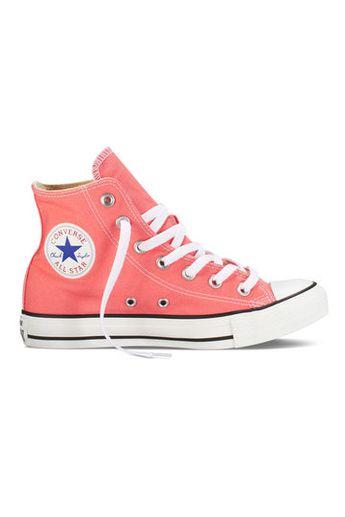4ed109553ea671 Converse Unisex CT All Star Hi Top Fashion Sneaker Shoe