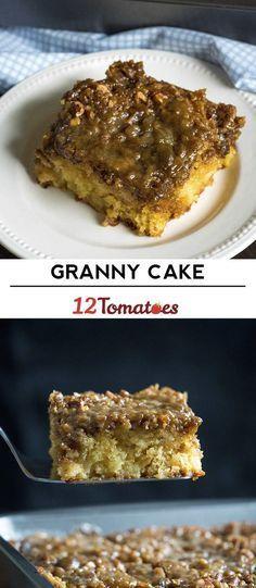 Homemade Granny Cake