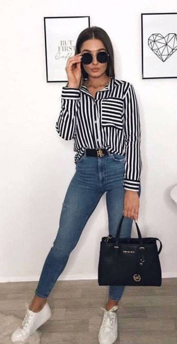 45 Fantastic Spring Outfits You Should Definitely Buy / 027 #Spring #Outfits