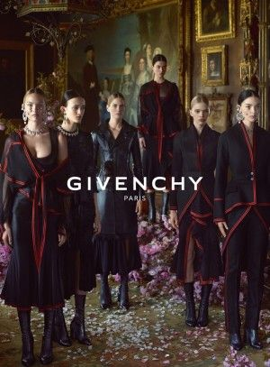 More Photos from Givenchy's Fall 2015 Campaign Revealed