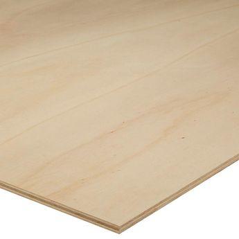 Plytanium Plywood Siding Panel T1-11 4 IN OC (Nominal: 11/3