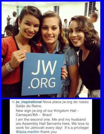 ♥• ¸¸ •♥ JW org has the Bible and bible based study aids