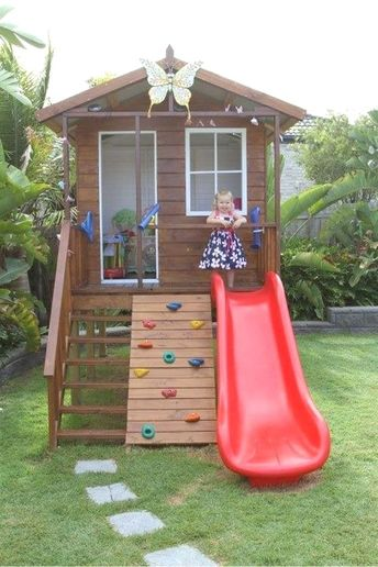 How To Create A Backyard Playground in Your House