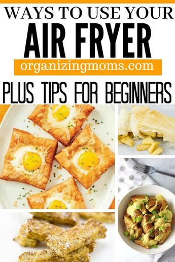 10 Ways to Use Your New Air Fryer