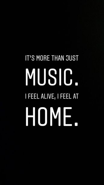 #music #alive #home