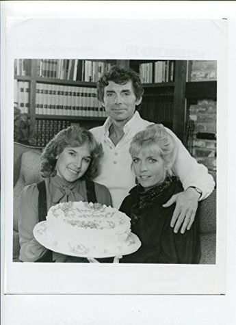 MOVIE PHOTO: It's a 16th Birthday Cake-Kathy Caruso and Meredith Baxter Birney-B&W-Still