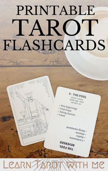 graphic regarding Printable Tarot Flashcards known as Hi there and welcome in the direction of Master Tarot With Me! Im Angie Eco-friendly, an