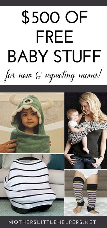 Free Baby Stuff for New and Expecting Moms (2019)