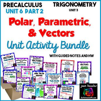 Sequences and Series Activity Bundle for PreCalculus and Al