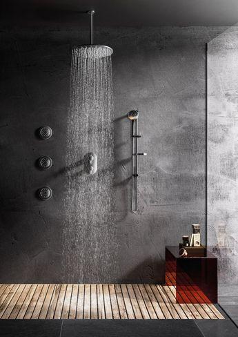 Gattoni Rubinetteria proposes relaxing multi-sensory shower environment