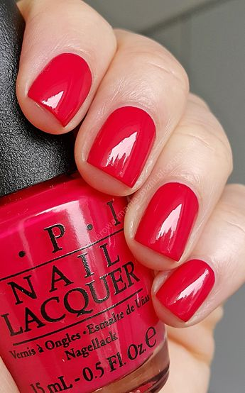 OPI, DUTCH TULIPS (Classic Collection)