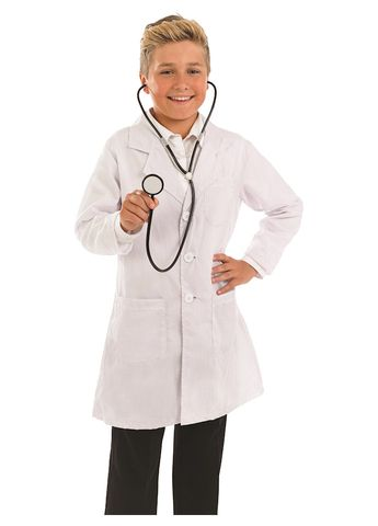 684227b97e Doctors Coat and Stethoscope childrens dress up costume by Fun Shack