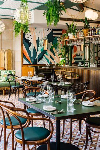 Social At Verandah Offers a Garden Oasis in Sydney | Habitusliving.com