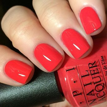 OPI She's a Bad Muffuletta (love the name) from the New Orleans line for Spring 2016.