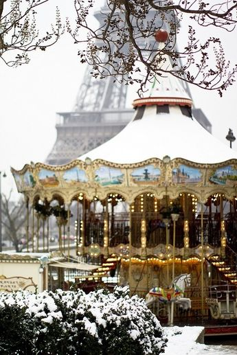 #frio #paris #france #invierno #winter #cold #cute #eiffel #nice #love #nieve #snow