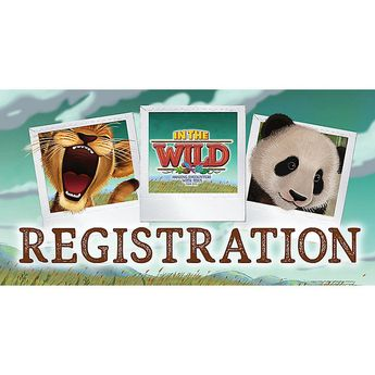 Rotation Signs Pkg. 7 - In The Wild VBS by LifeWay