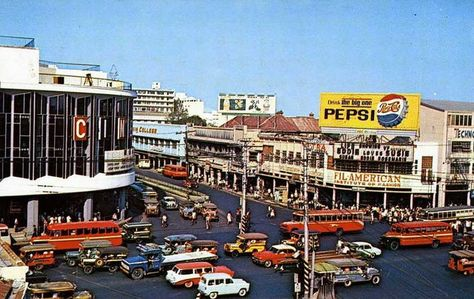 Manila's busiest intersection