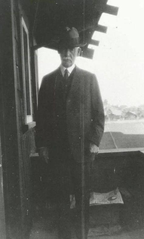 """Wyatt Earp In the 1920""""s"""