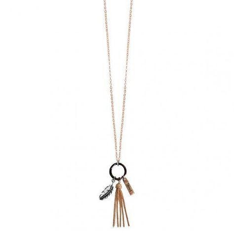 Feathers Tassel Women's Necklace