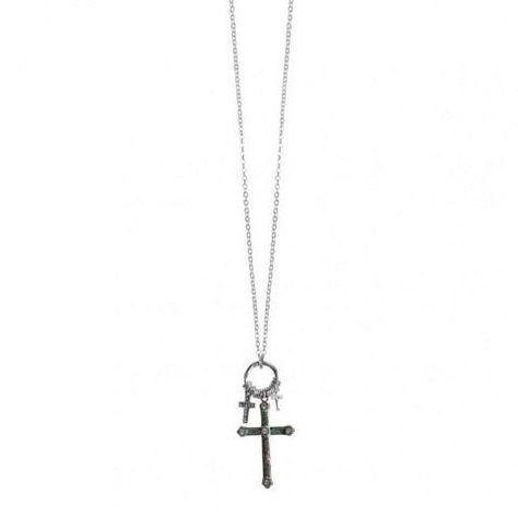 Mixed Crosses Women's Necklace