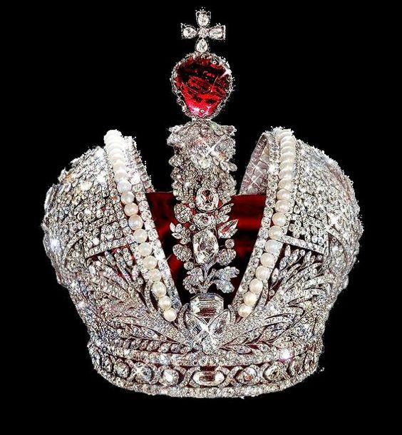 Фото 1 из галереи Корона российской империи фото