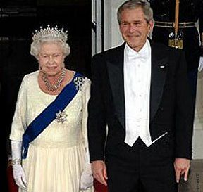 ❥ Did you know that all 44 U.S. presidents have carried European royal bloodlines into office?