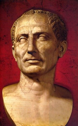 Gaius Iulius Caesar, possibly the most influent character in human history.