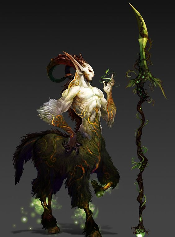 Forest Centaur Male :-)