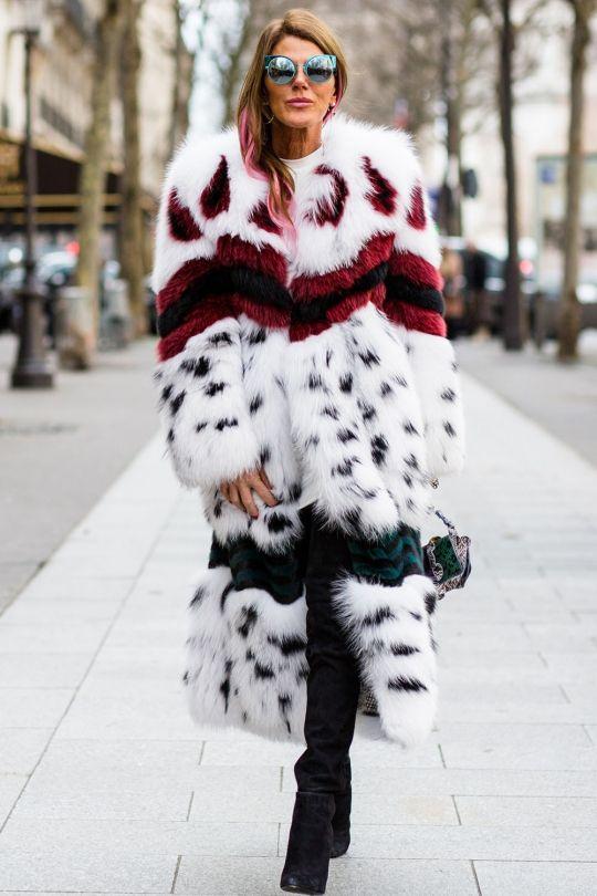 Street style from Paris fashion week autumn/winter �16/'17 - Vogue Australia