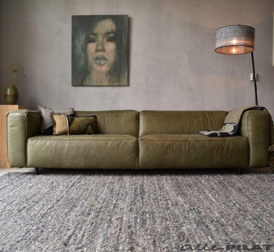 Lựa chọn những cặp đôi màu sắc trong sofa da tphcm phòng khách